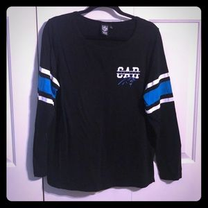 NFL Carolina Panthers Ladies Top